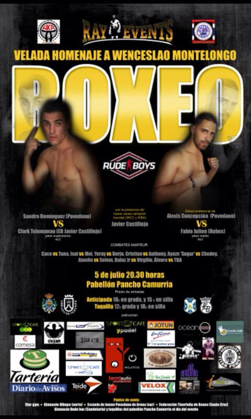 cartel boxeo
