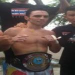 Juan Mario nuevo campeón del mundo WPMTF