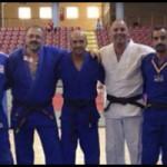 Ayuda a estos Judokas veteranos