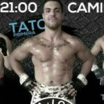 Cartel velada MMA Herradura Show