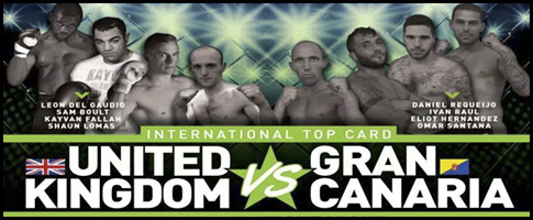 united kingdom Vs Gran Canaria