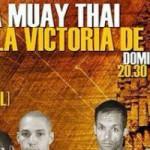 Velada de Muay Thai, La victoria de Acentejo