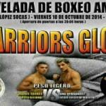 """Velada """"The Warriors Gloves IV"""""""