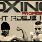 Promo velada I Boxing Night Adeje