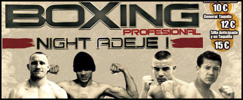 BOXING NIGHT ADEJE RECORTADA
