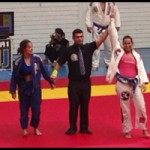 Rebeca Bueno medalla de oro