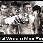 """Máximo """"El Gladiador"""" en K-1 World Max Final"""
