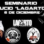 """Seminario de Lucio """"Lagarto"""""""