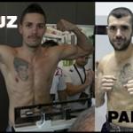 Roberto Palenzuela, una gran victoria, King Daluz pierde