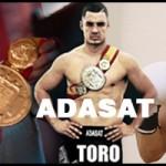 """Adasat """"EL Toro"""" aspirante al título semipesado UE"""