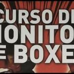 Curso monitor de boxeo