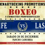 Velada de boxeo, El Derby II