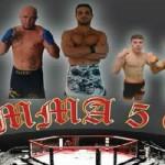 "Vídeo pesaje Jose ""Plátano"" Vs Tato Primera para velada Elite MMA 5"