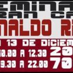 Seminario Gran Camp Reinaldo Ribeiro