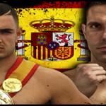 Cartel Campeonato España Adasat Vs Carlos Esteban