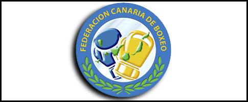 logo federacion canaria de boxeo