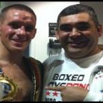 Liam Walsh Campeón Británico, entrenado por Manuel Povedano