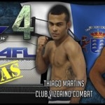 Thiago Martins vs Sully Bull, AFL 4