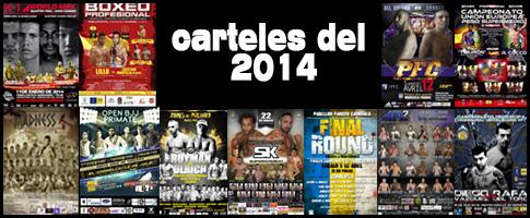 carteles del 2014