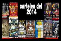 galeria carteles del 2014