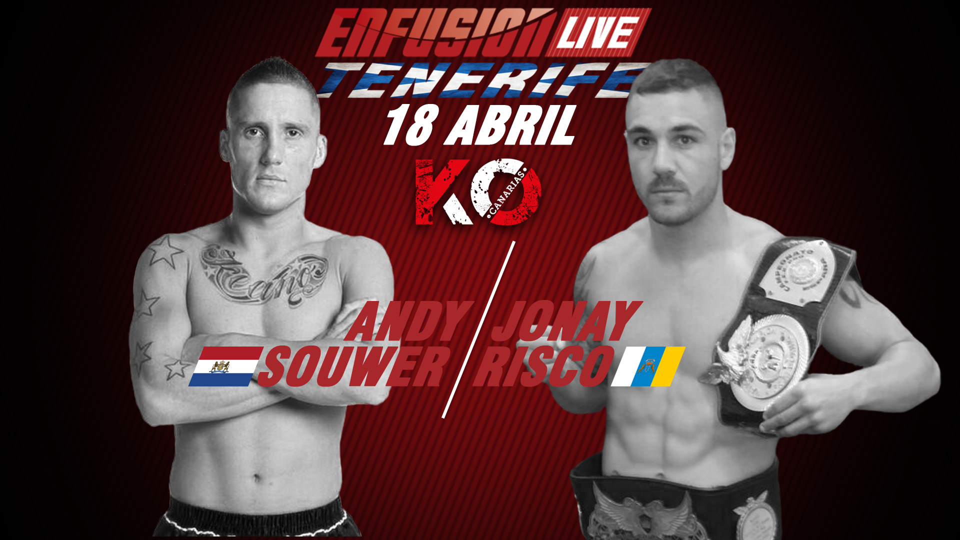 jonay risco vs andy souwer 2