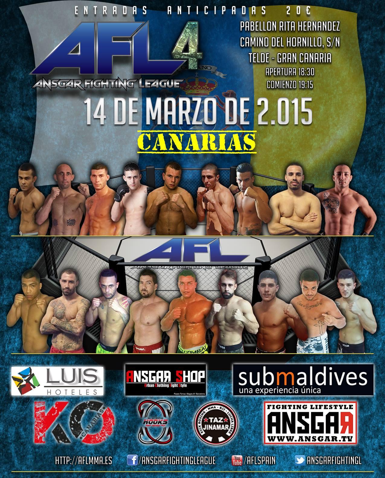 AFL 4 Canarias