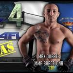Ivan Raul Vs Max Duarte, AFL 4