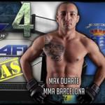 Max Duarte Vs Lionel Padilla, AFL 4