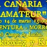 Copa Canarias WKA amateur