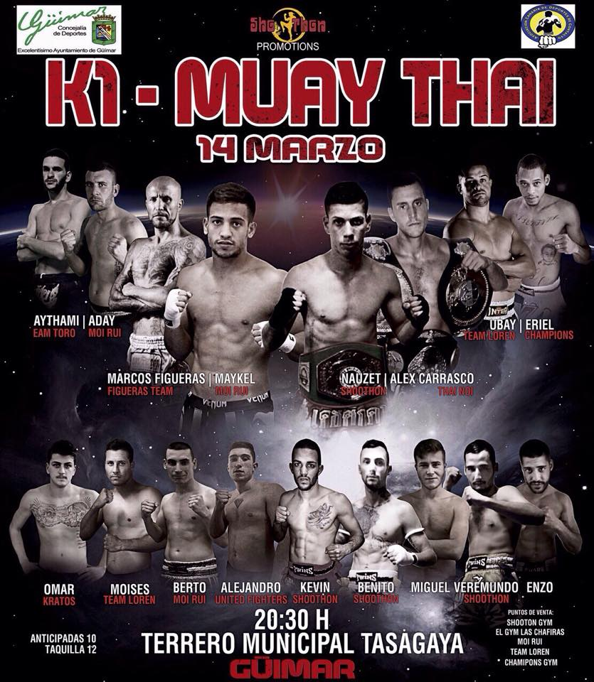 k1-muay thai shooton