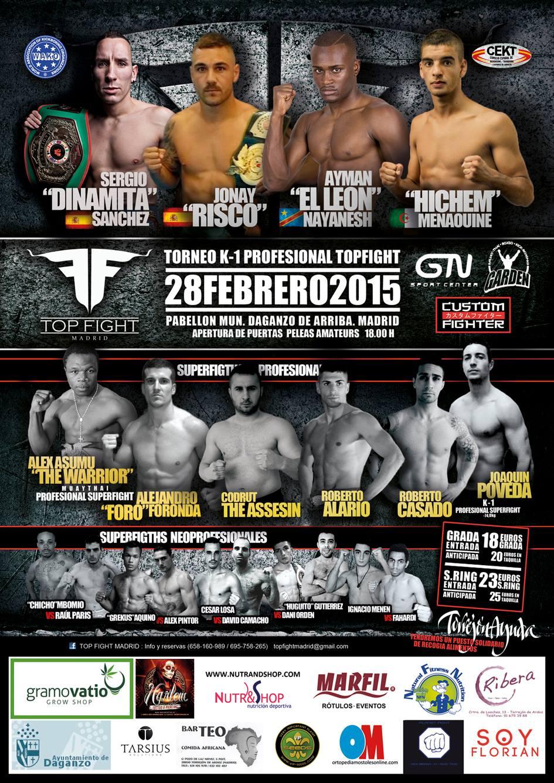 top fight febrero