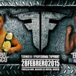 Resultados Jonay Risco y Alejandro Foronda en Top Fight Madrid