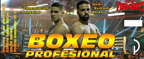 boxeo profesional jerobe y nebil recortada