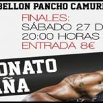 Cruces de la final en Tenerife, eliminatorias campeonato España