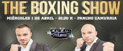 the boxing show recortada