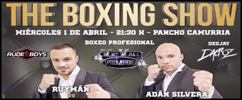 the boxing show recortada