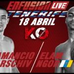 """Elam """"LA Pantera Negra"""" habla de su combate en ENFUSION LIVE Tenerife"""