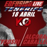 Cambio de rival para Alcorac Caballero en ENFUSION LIVE Tenerife