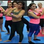 Clases de kickboxing Team SUSI, solo para ellas
