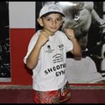"""Ylyes """"La Cobra"""" gana medalla de plata en Muay Thai"""
