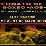 Enlaces para ver los campeonatos de España de Boxeo