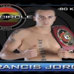 "Francis Jorge luchará en ""The Circle"""