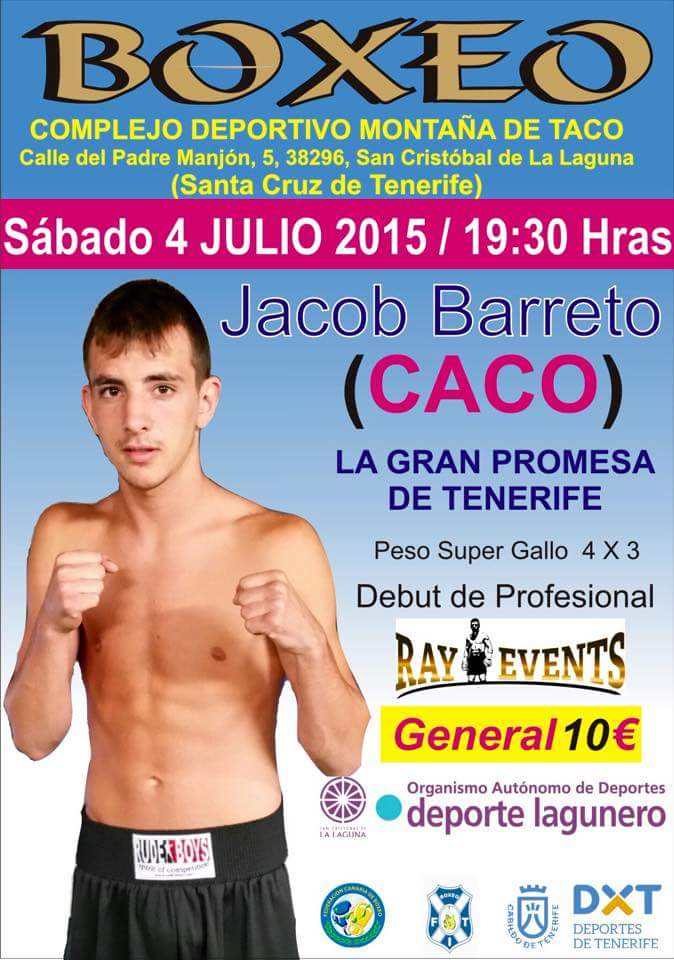 boxeo debut jacobo