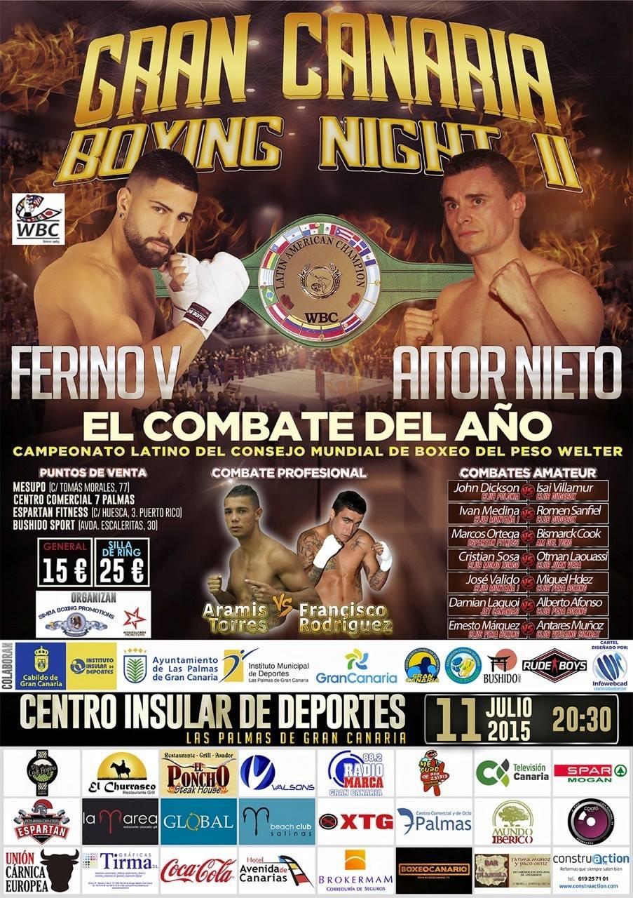 boxing night II