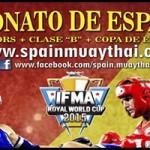 5 medallas para Canarias en los campeonatos de España IFMA