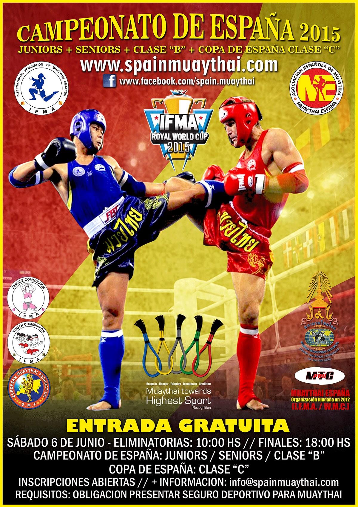campeonatos españa ifma 2015