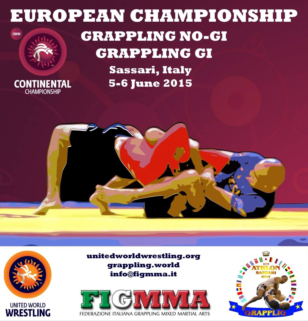 european championship grappling