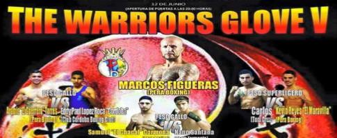 the warriors glove v recortada