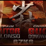 Aitor Alonso luchará en Thai Fight Shaolin en China