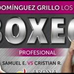 Resultados velada Boxeo